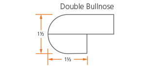 Double Bullnose