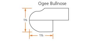 Ogee Bullnose