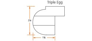 Triple Egg