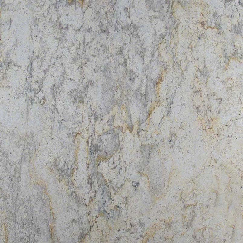 Rocky White Granite : Aspen white granite countertops artistic and